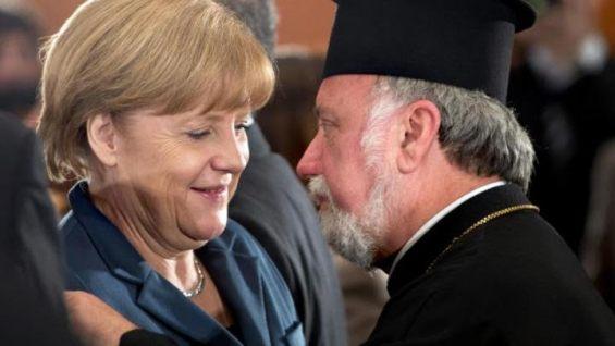 Ο π. Απόστολος Μαλαμούσης από το Μούρεσι σύμβουλος κατά ξενοφοβίας στη Γερμανία
