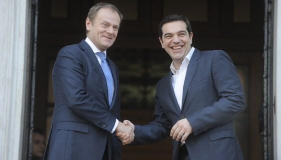 tsipras - tousk