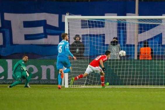 Russia Soccer Champions League