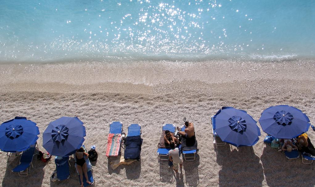 Οι 16 ακτές στη Μαγνησία με «Γαλάζια Σημαία» για το 2019