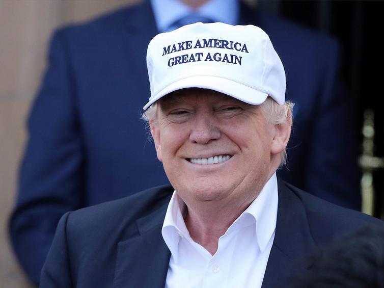 Donald Trump in Scotland to re-open golf course