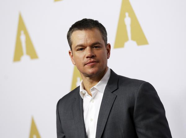 Matt Damon: Eίναι δημιουργός του φιλανθρωπικού οργανισμού Water.org, ο οποίος βοηθάει να προωθηθεί το καθαρό νερό σε τριτοκοσμικές χώρες που πάσχουν απο λειψυδρία, ενώ ακόμα είναι και φανατικός υποστηρικτής της ONE Campaign που βοηθά στην εξάλειψη του AIDS σε υποβαθμισμένες χώρες.