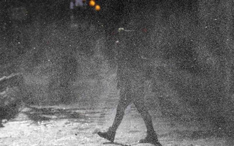Χιονοθύελλα στο Πήλιο, στους 80 πόντους το χιόνι στα Χάνια- Κλειστό το Χιονοδρομικό