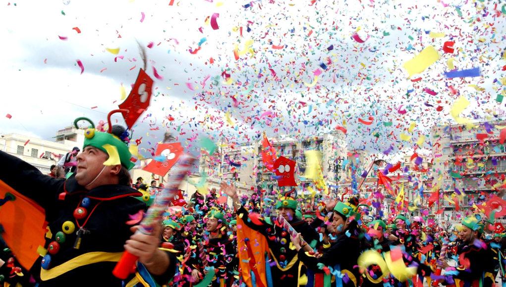 Ο «χάρτης» των αποκριάτικων εκδηλώσεων στη Μαγνησία- Σε ρυθμούς καρναβαλιού Βόλος και περιφέρεια του Νομού – Το πρόγραμμα από σήμερα και μέχρι την Καθαρά Δευτέρα