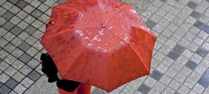 Έρχονται βροχές και καταιγίδες στη Μαγνησία