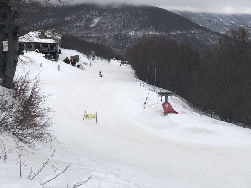Ανοιχτό το Χιονοδρομικό Κέντρο Πηλίου από την Παρασκευή έως την Κυριακή