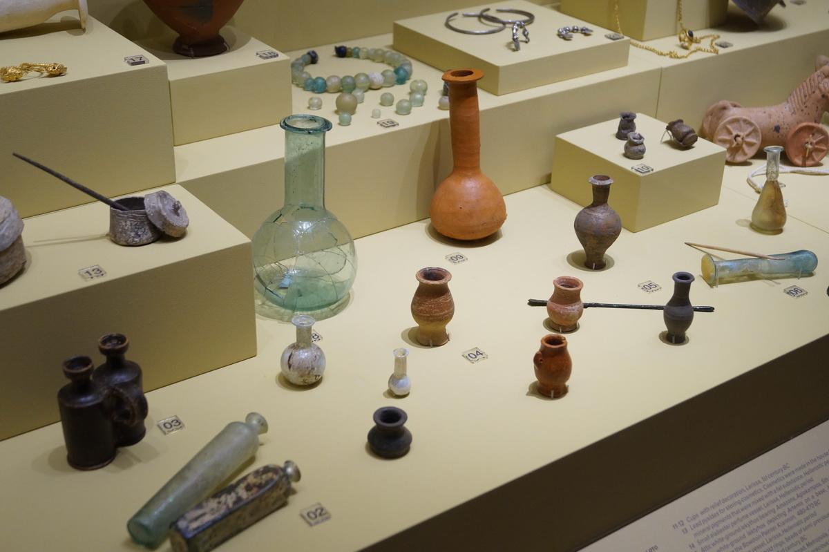 Διάλεξη της Δρ. Δέσποινας Ιγνατιάδου στο Διαχρονικό Μουσείο Λάρισας
