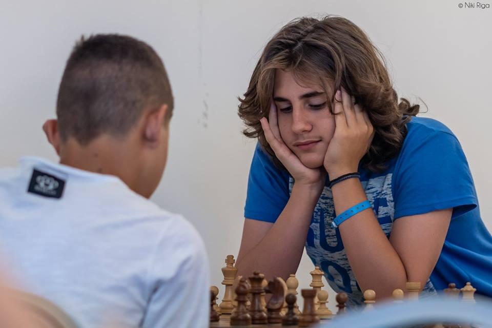 Εξαιρετικές εμφανίσεις των σκακιστών της Μαγνησίας στα Πανελλήνια Νεανικά Πρωταθλήματα