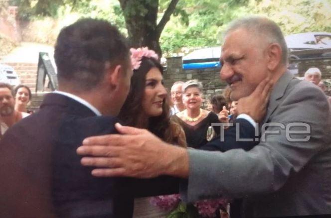 Νίκος Πορτοκάλογλου: Πάντρεψε την κόρη του στο Πήλιο