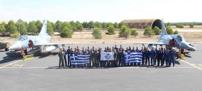 Πρώτοι στο ΝΑΤΟ οι Έλληνες πιλότοι – Πήραν όλες τις πρωτιές στην παγκόσμια ελίτ των ιπτάμενων μαχητών