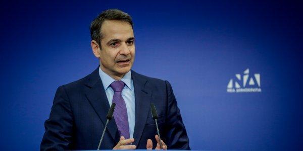 Μητσοτάκης: Οι εθνικές εκλογές θα συμπέσουν με τις ευρωεκλογές