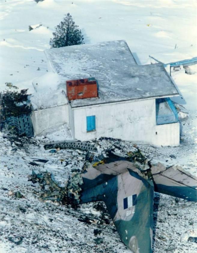 79bddc1056b 28 χρόνια από την τραγωδία με τα 63 θύματα του C-130 στο όρος Όθρυς ...
