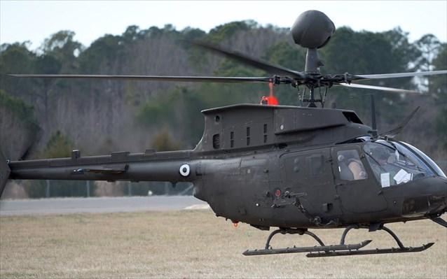 Παρουσία της αναπληρώτριας υφυπουργού Άμυνας των ΗΠΑ η παραλαβή 80 ελικοπτέρων στο Στεφανοβίκειο
