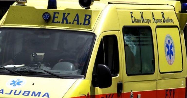 Τέσσερις γυναίκες διακομίστηκαν στο Νοσοκομείο Βόλου