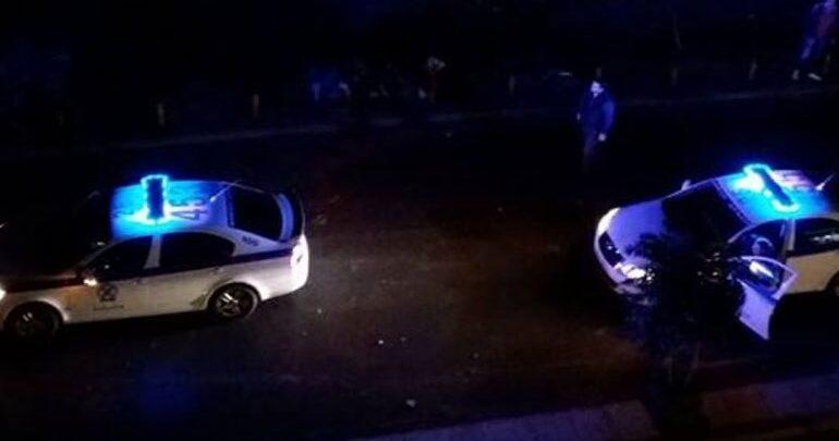 Αστυνομική καταδίωξη στον Αμπελώνα – 30χρονος προσπάθησε να γλιτώσει τη σύλληψη και έπεσε σε αυλή σπιτιού