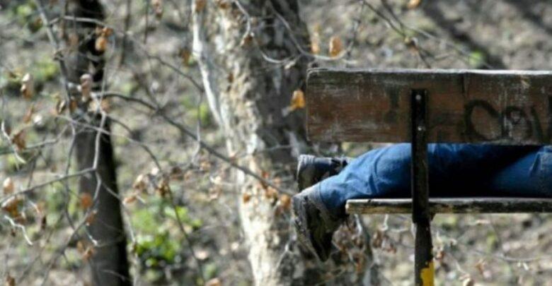 Λάρισα: 40χρονος εντοπίστηκε νεκρός σε παγκάκι