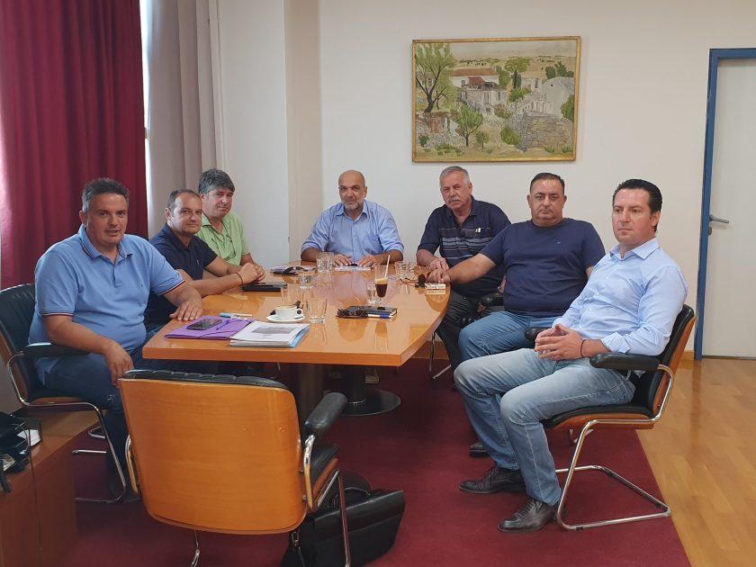 Μελέτες για τον σχεδιασμό και τη διαμόρφωση των λιμενικών έργων υποδομής στον Αλμυρό