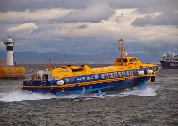 Σύλληψη του πλοιάρχου στο Ερατώ για εισροή υδάτων
