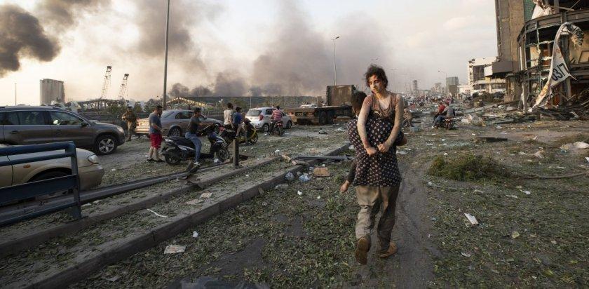 Βηρυτός: Εξανεμίζονται οι ελπίδες για τον εντοπισμό επιζώντων