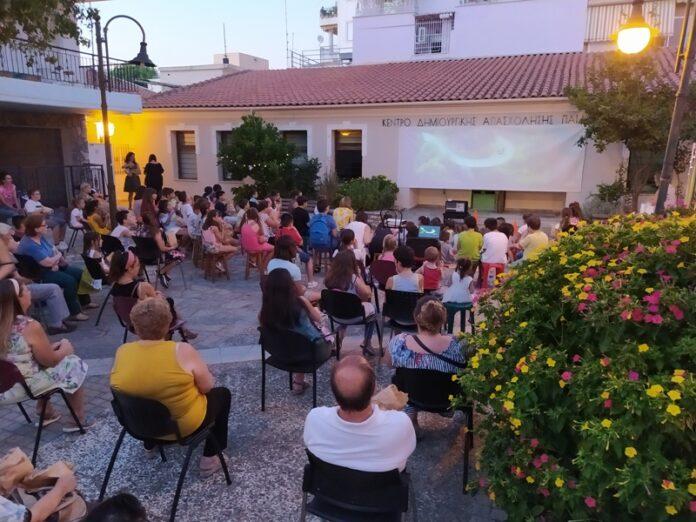 ΚΔΑΠ Προσφυγικών: Έδειξαν την αγάπη τους για τον θερινό κινηματογράφο