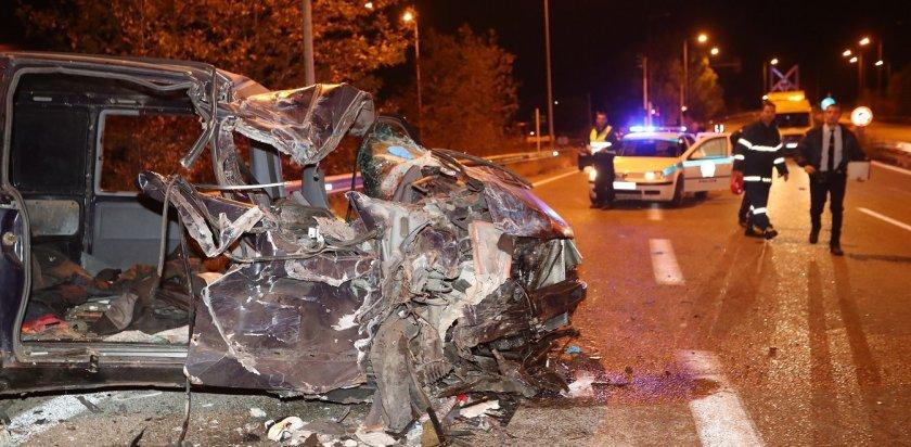 Αλεξανδρούπολη: Δέκα νεκροί σε σοβαρό τροχαίο δυστύχημα στην Εγνατία Οδό