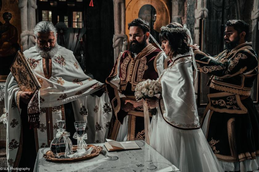 183247230 538682407487985 335249511153767874 n - Τρίκαλα: Γάμος… εποχής 1821 στην Πόρτα Παναγιά