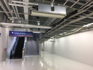 成田空港第3ターミナル建物