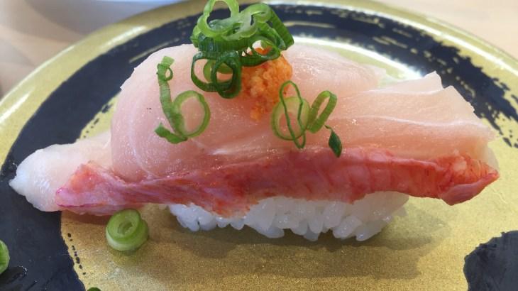今日はおいしかった*日によって味が違うよっ!!はま寿司