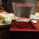 明日葉の天ぷら:ボリュームあり過ぎ