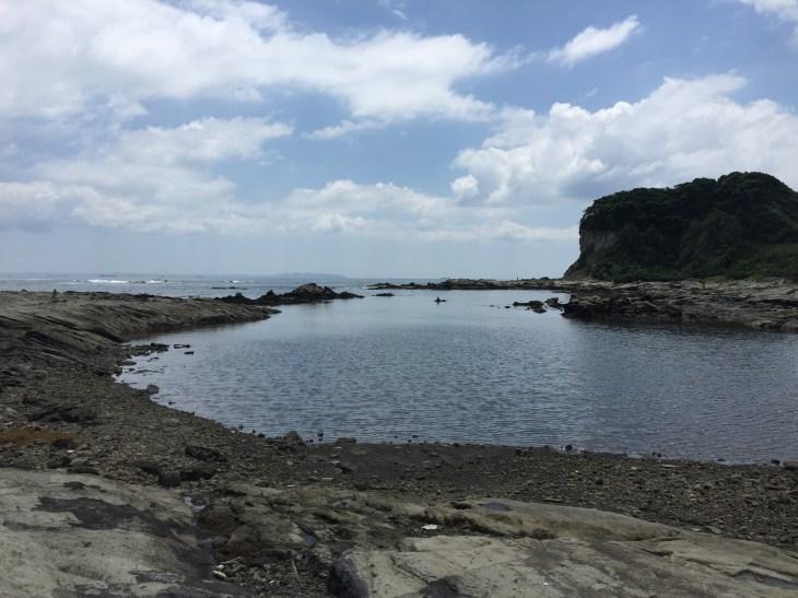 劔崎横の湾