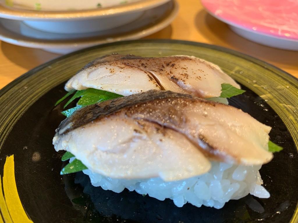築港寿司のネタ