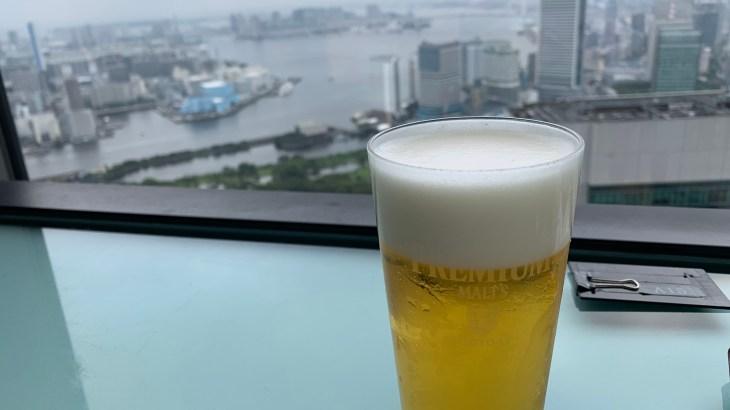 響汐留*地上200mから東京湾を見下ろそう
