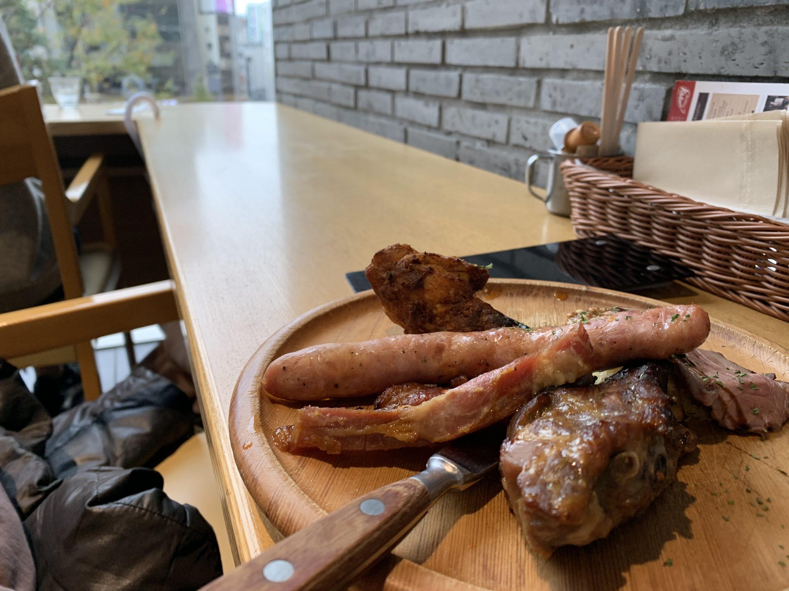 kodamaの肉盛り