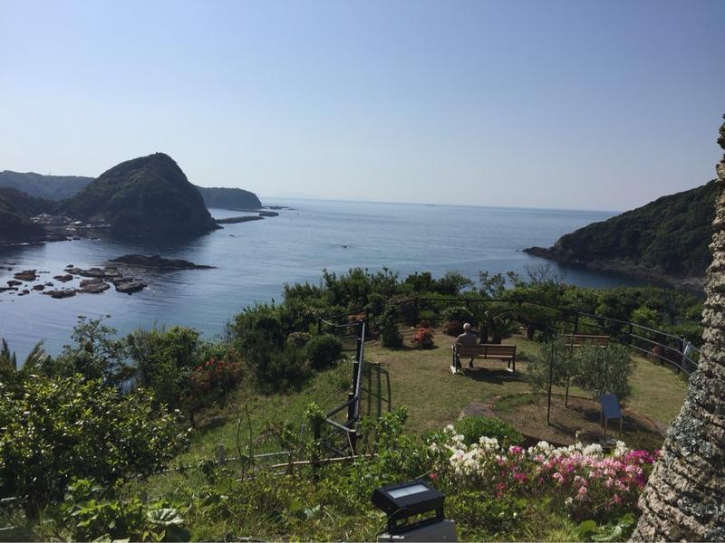 下田東急ホテルからの眺め