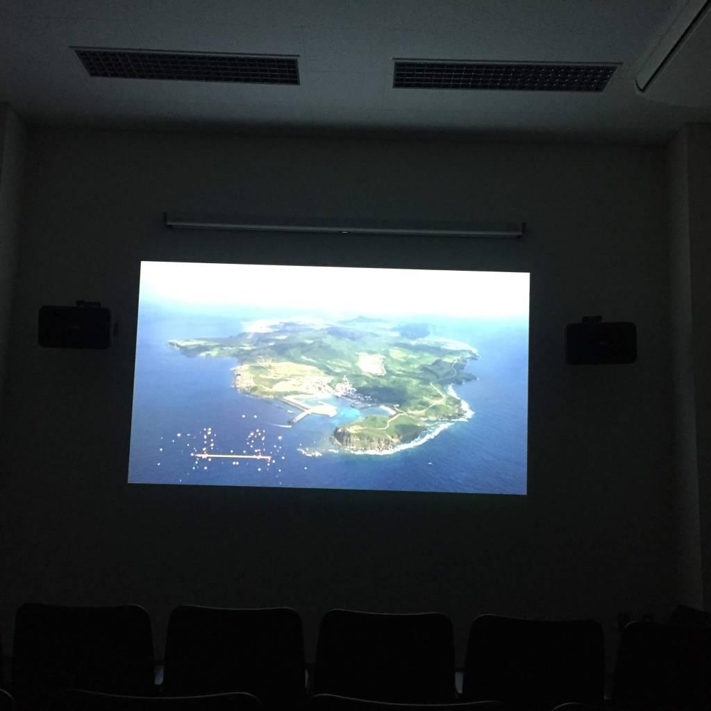 アヤミハビル館ビデオ室