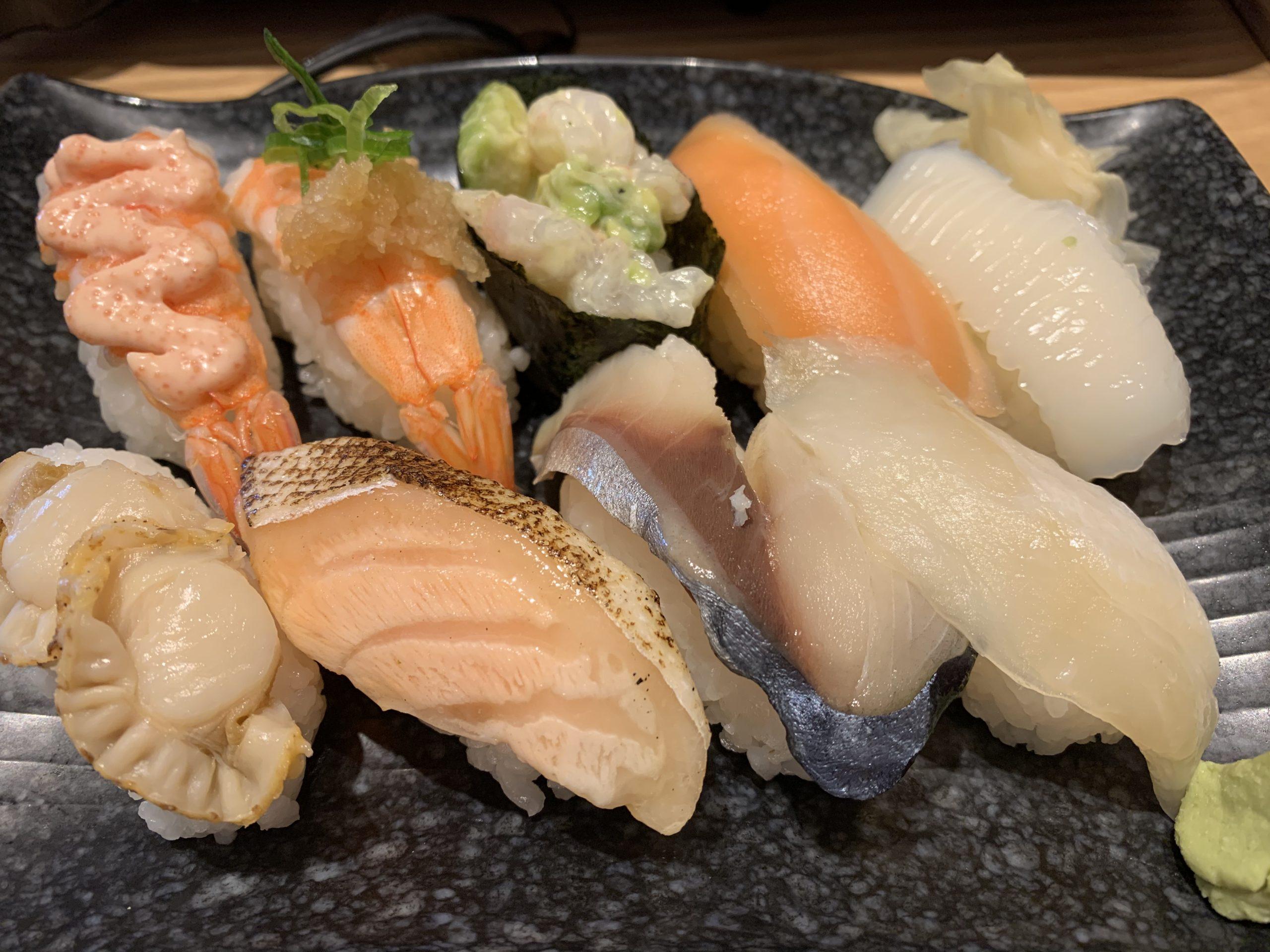 しゃぶ菜マルイ北千住店寿司
