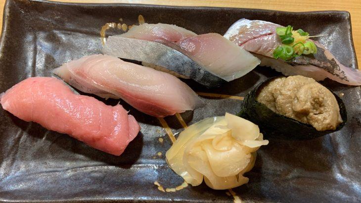 職人の握る寿司とおいしいつまみ!