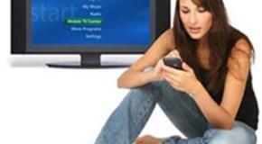 El Móvil desplaza de a poco a la televisión