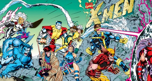 Los X-Men, serie animada