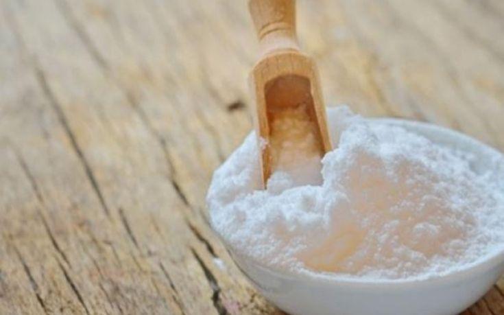 Μαγειρική σόδα: Τα οφέλη και οι κίνδυνοι για την υγεία