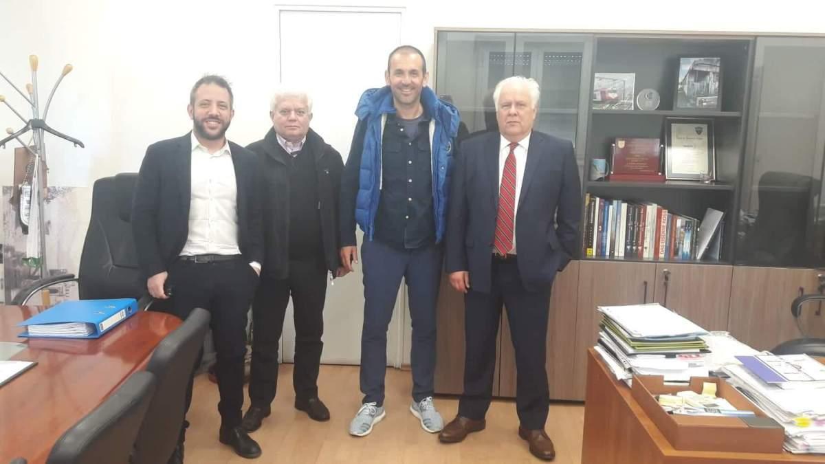 Παρέμβαση Μεϊκόπουλου στη ΓΑΙΟΣΕ για τη δημιουργία ξενώνα Νεότητας και Αθλητισμού της Νίκης Βόλου