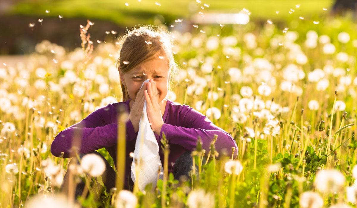 Γιατί πρέπει να προσέχουμε τις αλλεργίες της Άνοιξης