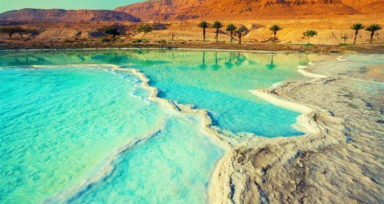 Αλάτι Νεκράς θάλασσας: 7 απίθανα οφέλη
