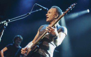 Sting: Ο Θεός να έχει καλά την Ελλάδα, γιατί έδειξε το δρόμο