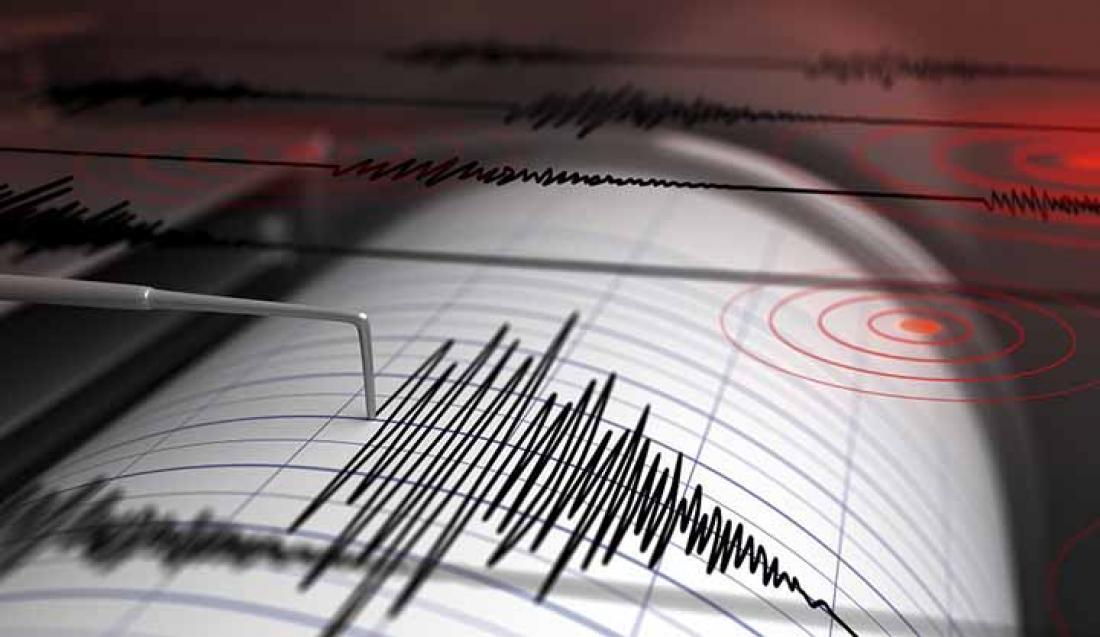 ΤΑΡΑΚΟΥΝΗΘΗΚΕ ο Βόλος τα ξημερώματα - Σεισμική δόνηση 2,4R στις 6.14