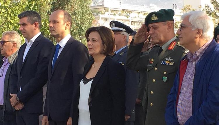 Ο Δήμος Βόλου τίμησε την 74η Επέτειο από την Απελευθέρωση του Βόλου από τους ναζί