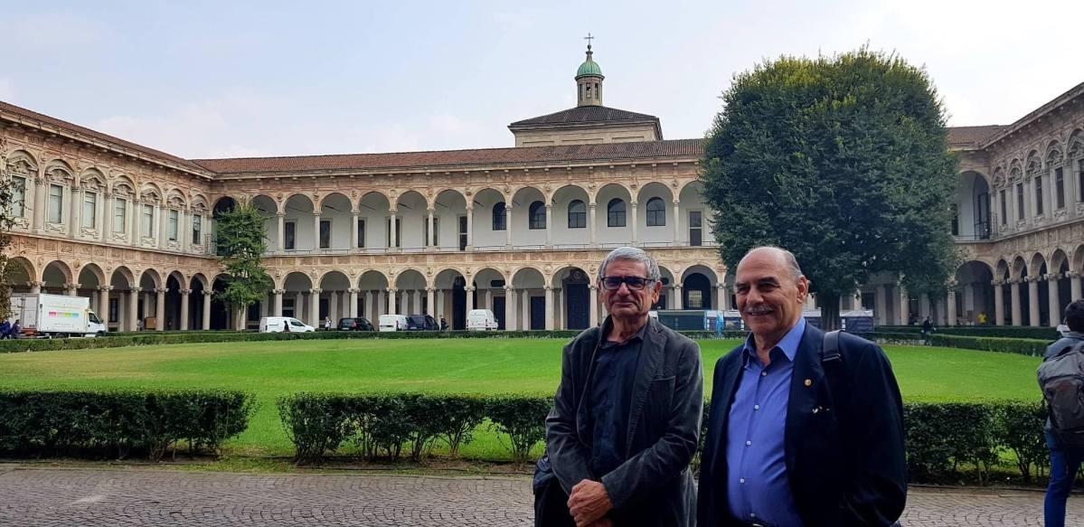 ΒΙΝΤΕΟ: ΧΑΜΟΣ στο Ρίμινι της Ιταλίας για τη Σκιάθο - Ο δήμαρχος Πρεβεζάνος άνοιξε πόρτα και με το Πανεπιστήμιο του Μιλάνου