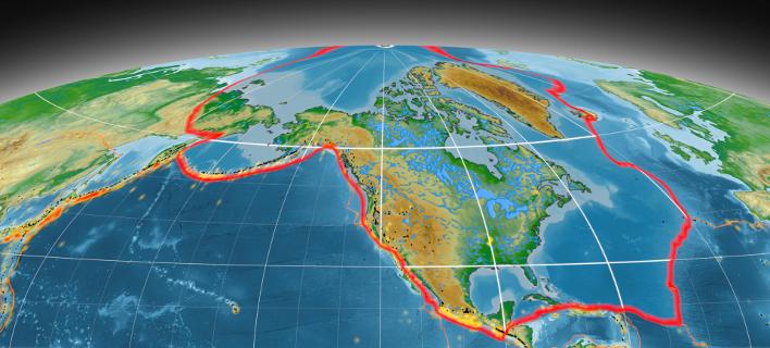 Η Γη καταπίνει τρισεκατομμύρια τόνους νερού στο εσωτερικό της -Τι συμβαίνει με την μετακίνηση των τεκτονικών πλακών
