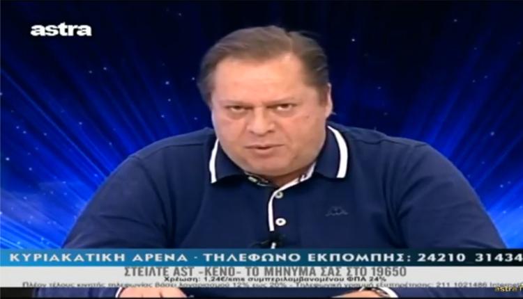 """BINTEO: """"Βόμβα"""" Γαλάτη για την επίθεση εναντίον του: Το αυτοκίνητο που χρησιμοποίησε ο δράστης είναι ιδιοκτησίας του κ. Ευριπίδη Τσιμπανάκου"""