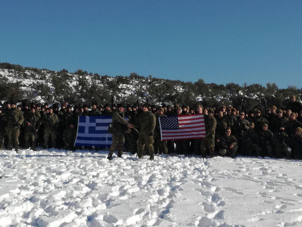 ΜΑΓΝΗΣΙΑ: Ολοκληρώθηκε η άσκηση «ΜΕΓΑΣ ΑΛΕΞΑΝΔΡΟΣ 19», μεταξύ Ελλήνων και Αμερικανών πεζοναυτών